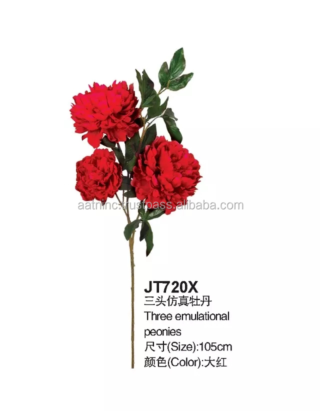 High quality artificial flowers wholesale factory direct