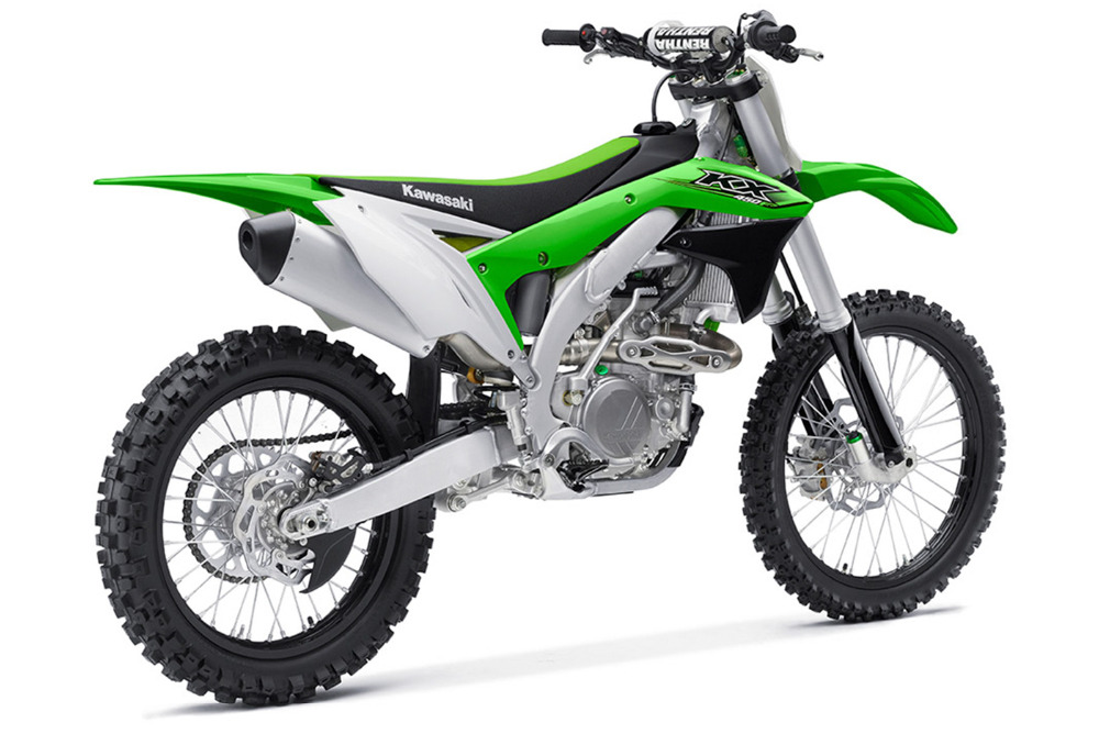Manufacture in USA 2017 Kawasaki KX450F