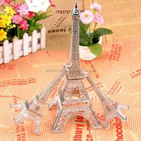 Sliver Pairs Eiffel Tower craft arts and craft