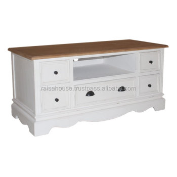 Indonesia Shabby Chic Furniture - TV stand shabby style