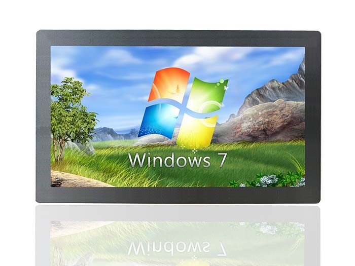 10.4''Cheap Android industrial panel pc touch screen tablet computer 2 ethernet fanless mini pc win7/10 Linux i3/5/7 x86 ubuntu