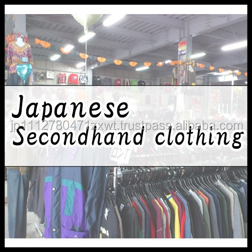 Unsorted Clean Mixed Used Clothes for sale at reasonable prices from Japan