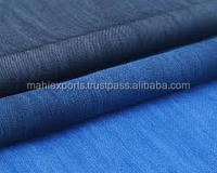 cotton polyester blended denim fabric