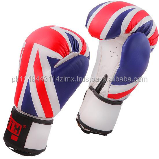 Professional custom logo printed boxing gloves importers
