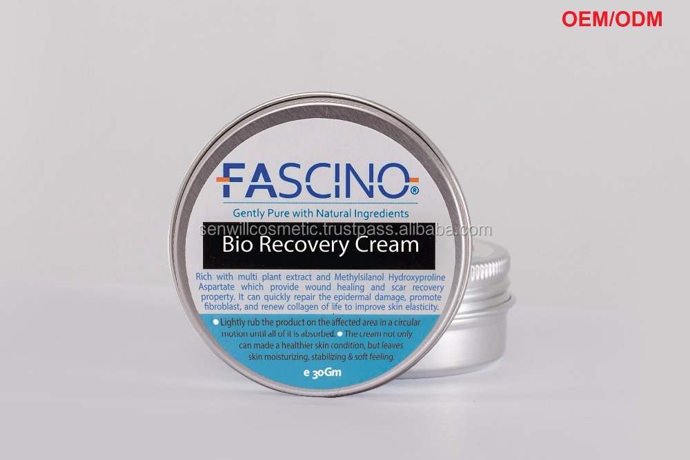 OEM ODM Repair Damaged Skin Bio Recovery Treatment Cream