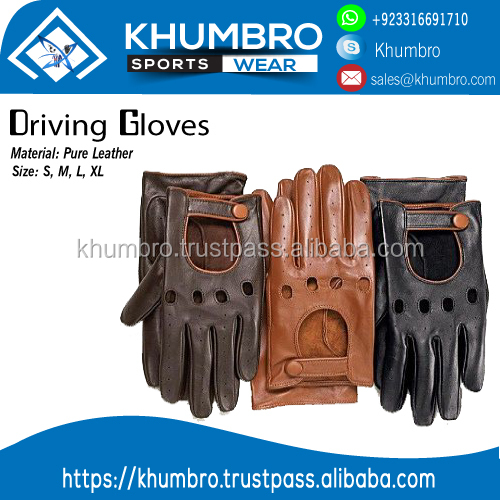 Car Driving Gloves Summer driving gloves