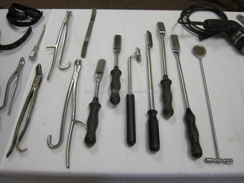 Equine Dental instruments Tool Equipment Veterinary Surgical Equipments Instruments 55354
