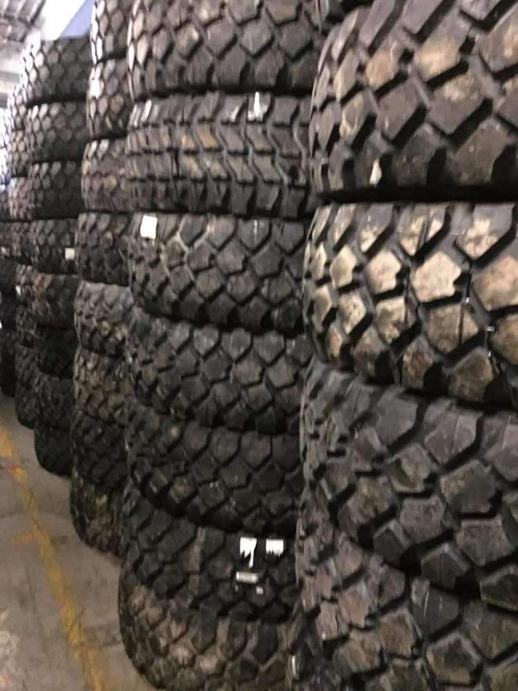 Used Heavy Truck Tires