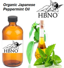 Pure Organic Japanese Peppermint Oil