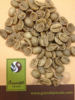 Arabica green coffee beans with high quality
