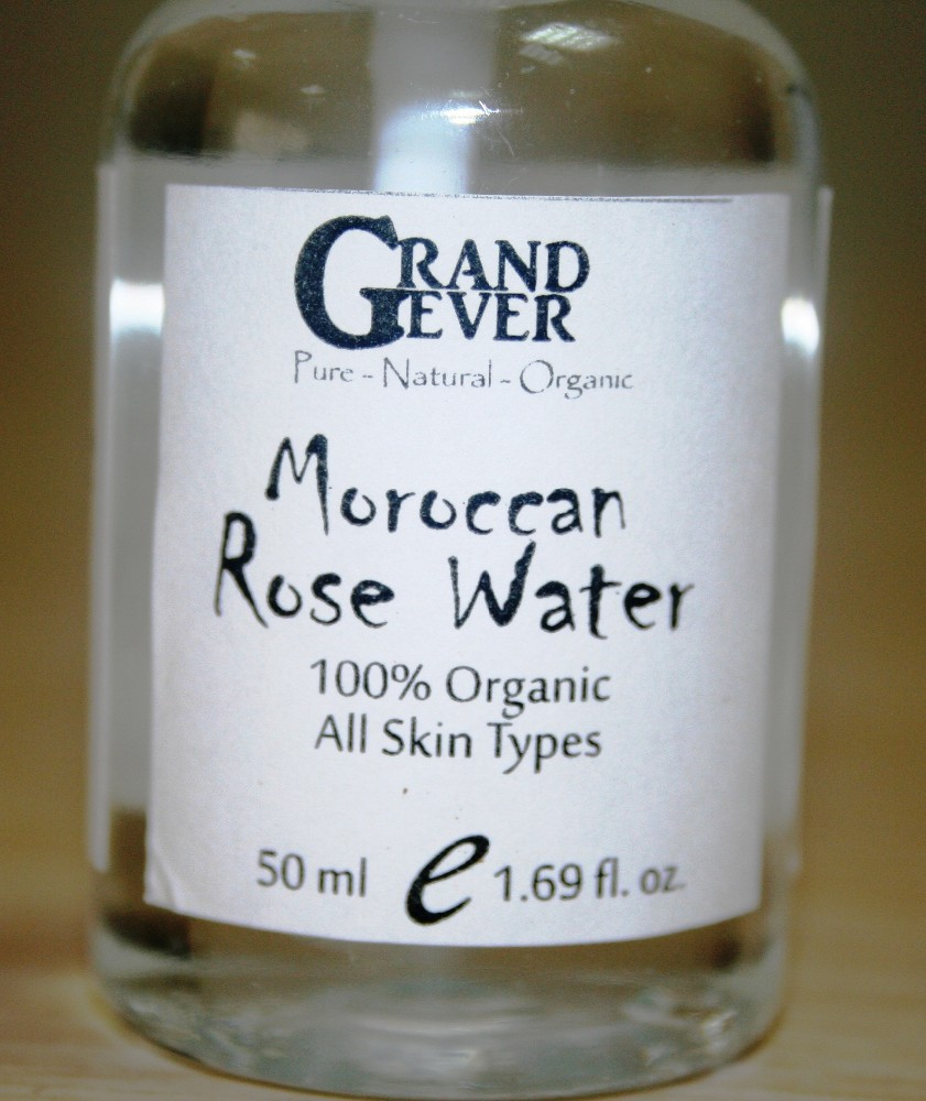 100% Pure Moroccan Rose water 60ml/120ml- Organic Pure no fertilizer Best quality Rosa Damascena