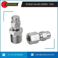 Quarter Turn Purge Valves Series from Authentic Supplier