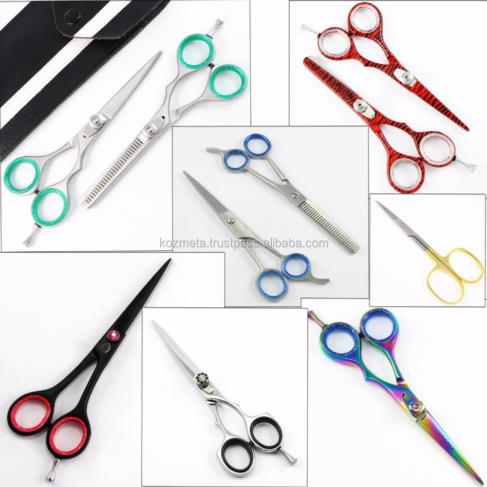 2016 Latest New Professional Barber Scissor Understanding and Selecting Well