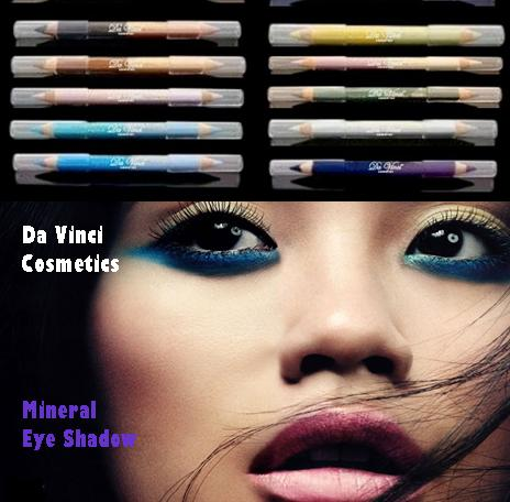 Wholesale Natural Shadow Pencil - 100% Mineral Makeup Products from Da Vinci Cosmetics
