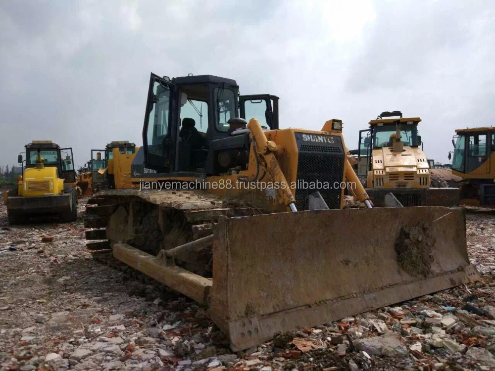 Infront factory price SHANTUI crawler Bulldozer SD16TL for sale, 0086 15026518796 for more information