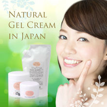 All-in-one skin shine cream mixture of naturally derived ingredients