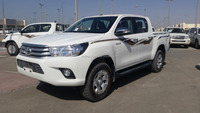 2016 Model Toyota Hilux 2.7 Petrol 4WD Double Cabin M/T