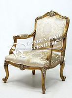 European style solid wood carving antique