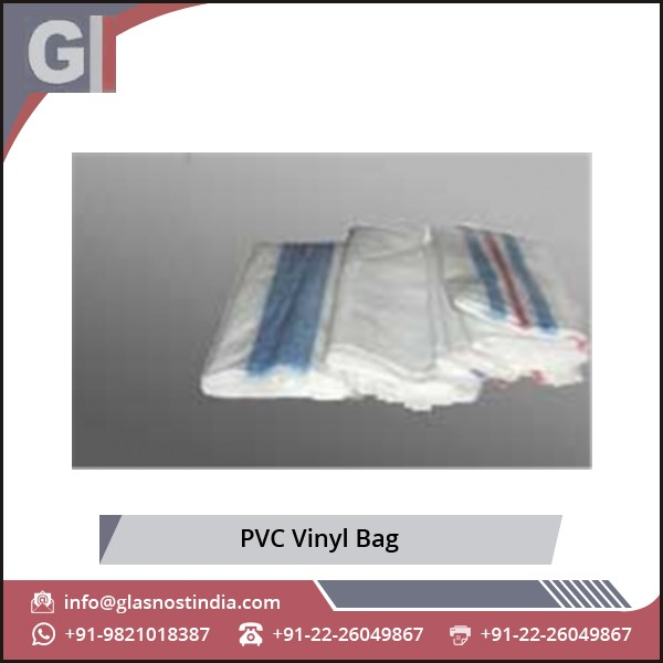 Bulk Supplier of Good Quality PVC Vinyl Bags for Packaging