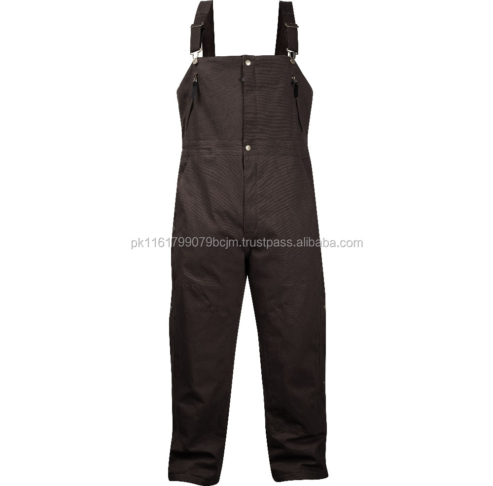 Custom Men Bib Overall Wear / Men Fashion Design Bib Overall Wear