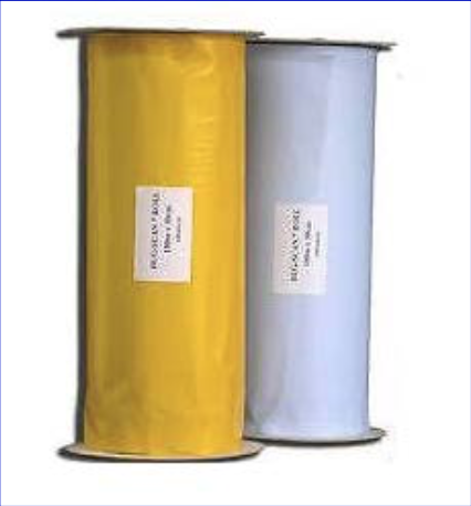 300mm x 80M Large Area Yellow Sticky Roller Trap Glue Insect Trap