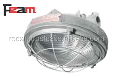 FEAM Exd EVT100 Lighting Fixtures for Incandescent Lamps (Italy)
