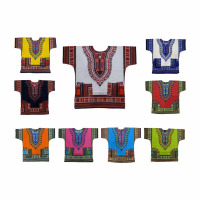 New Dashiki Mexican African Hippie Tribal Caftan Jungo Shirt Free Size Mexican Hippie Blouse Caftan Hippie Boho Dress Plus Size