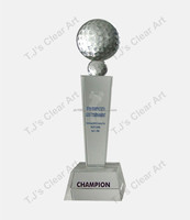 crystal trophy supplier