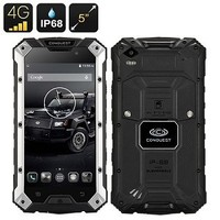 Conquest S6 Rugged Phone(4G/3G/2G)(WP-S6C)