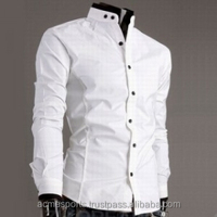 High Quality Custom Design Mens Shirt / Mens Dress / Men Dress Casual Formal Fitted Shirts Italian Slim Shirts For Men