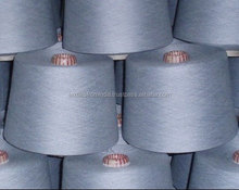 gassed mercerised cotton yarn