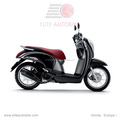 Hondx SCOOPY i-9 Black-Grey