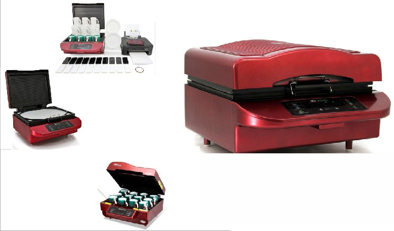3D sublimation vacuum heat press machine for phone case ,mug ,.......