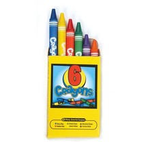 CRAYON SET 6PC