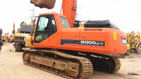 Used Crawler Excavator Doosan DH300LC-7 FOR SALE in China /Doosan DH150 DH225 DH300 DH420 Excavator