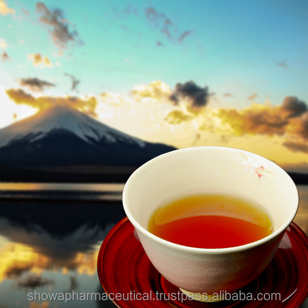 Japanese Natural zen tea with Nutritious, mild taste.