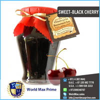 Healthy Sweet Black Cherry Fruits Canned with Long Shelf Life