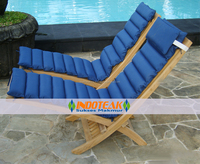 Patio Furniture - Teak Chaises Lounges - Sun Lounger Manufacturer - Cushions For Relax Chairs, Steamer and Sun Lounger