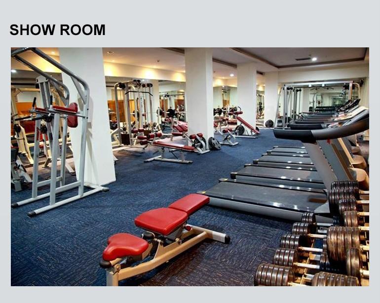 Novo treinamento da ginástica da aptidão funcional Braço Curl gym formação LJ-5502