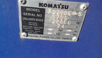 komatsu 20 ton used 2 year , good product and company selling the best price