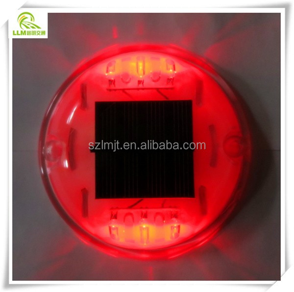 Hot sale waterproof high brightness LED solar cat eyes road stud