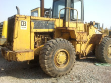 Original Good condition machine Second-hand wheel loader CAT950B for sale 966C 966D 966F 966E