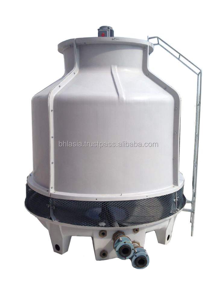 Round Counter Flow Cooling Tower