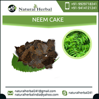 100% Pure / Organic Neem Oil Cake at Reasonable Price