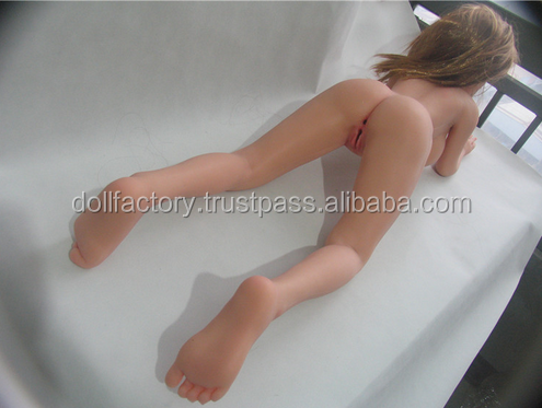 Lifelike Full Size 3D Sex Products Solid Silicone Real Doll Pussy