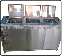 Ultrasonic cleaner for hospitals