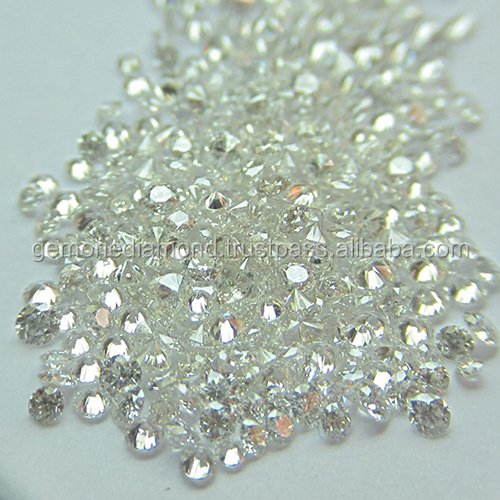 Real natural round brilliant loose diamonds for sale
