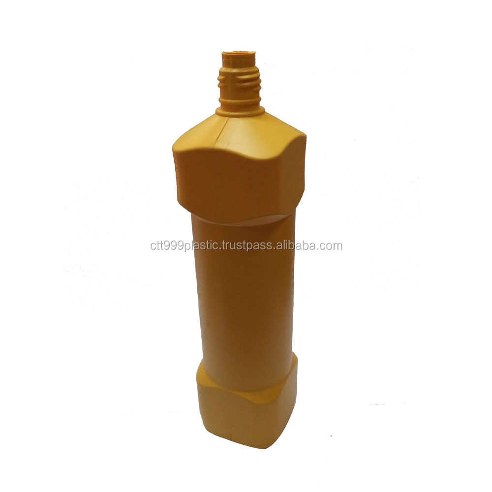 floor bathroom cleaning/ dishwasher liquid plastic bottle