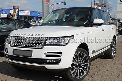 USED CARS - LAND ROVER RANGE ROVER 5.0 SC AUTOBIOGRAPHY (LHD 4426)