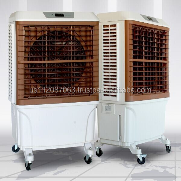 4500m3/h water fan cooler/charm water cooler/desert cooler
